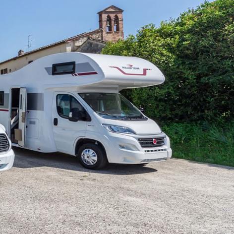 autocaravanas alquiler Segovia Madrid